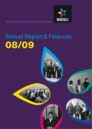 WSREC Annual Report 08/09
