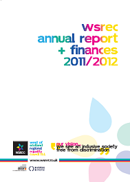 WSREC Annual Report 11/12