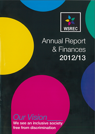 WSREC Annual Report 12/13