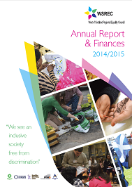 WSREC Annual Report 14/15