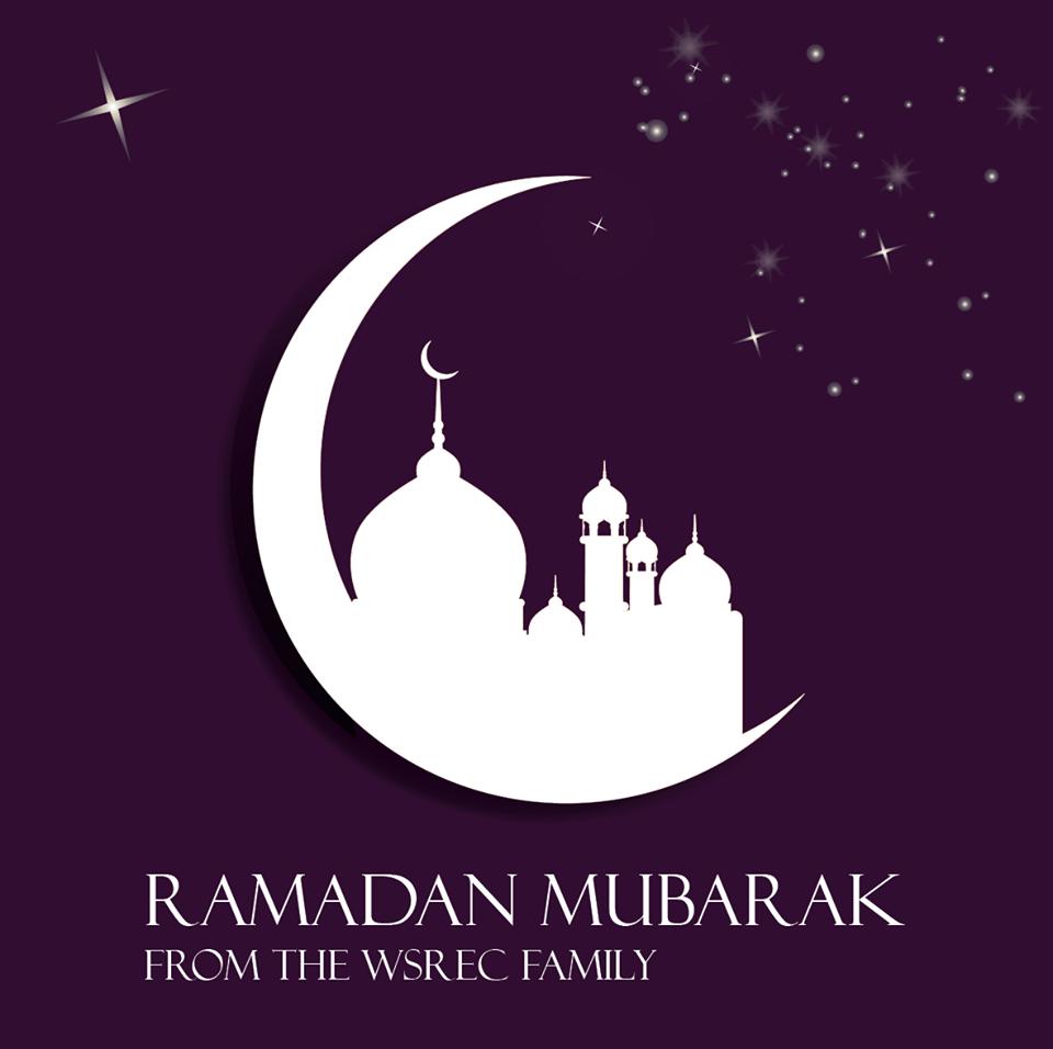 ramadan mubarak wsrec